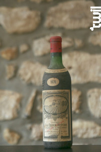 Château La Croix-Davids - Château La Croix Davids - 1978 - Rouge