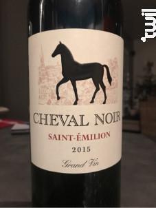 Château Cheval Noir - Château Cheval Noir - 2015 - Rouge