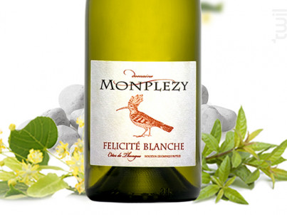 Félicité Blanche - Domaine Monplézy - 2018 - Blanc