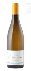 Quintaine - Domaine Guillemot - Michel - 2015 - Blanc