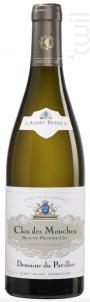 Beaune Premier Cru Clos des Mouches - Domaine du Pavillon - Domaines Albert Bichot - 2018 - Blanc