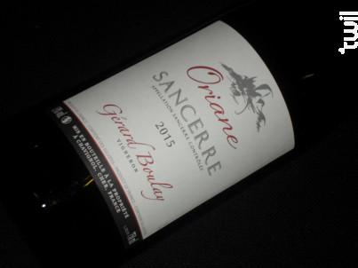 Oriane - Gerard Boulay - 2015 - Rouge