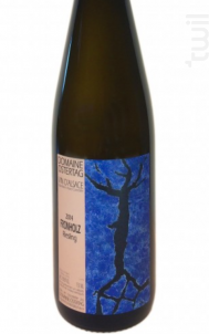 Fronholz Riesling - Domaine André Ostertag - 2015 - Blanc