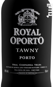 Royal Tawny - Real Companhia Velha - Non millésimé - Rouge