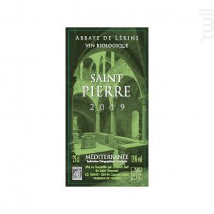 Saint-Pierre - Abbaye de Lérins - 2019 - Blanc