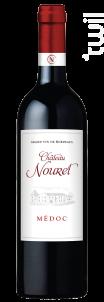 Château Nouret - Château Nouret - 2012 - Rouge