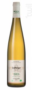 Sylvaner Vin Biologique - Wolfberger - 2017 - Blanc
