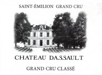 Château Dassault - Château Dassault - 2015 - Rouge