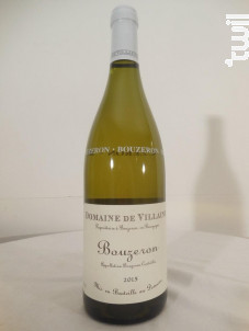 Bouzeron - Domaine de Villaine - 2015 - Blanc