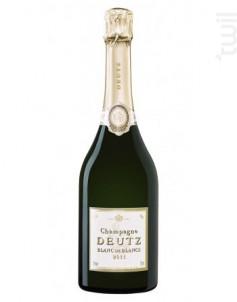 Blanc de Blanc - Champagne Deutz - 2011 - Effervescent