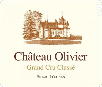 Château Olivier - Château Olivier - 2014 - Rouge