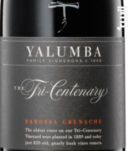 The Tri-Centenary Grenache - YALUMBA - 2011 - Rouge