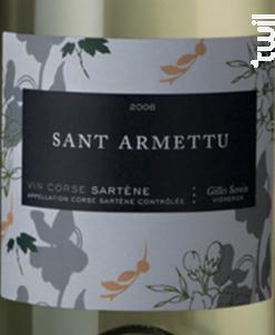 Sant Armettu - Domaine Sant Armettu - 2017 - Blanc