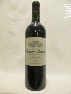 Château Couhins-Lurton - Château Couhins-Lurton - 2012 - Rouge