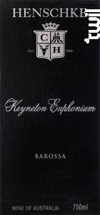 Keyneton Euphonium - HENSCHKE - 2016 - Rouge