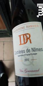 Costières de Nîmes - Maison Dauvergne et Ranvier - 2017 - Rouge