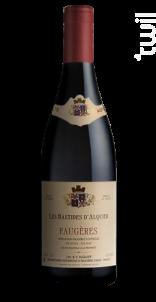 Les Bastides d'Alquier - Domaine Jean-Michel Alquier - 2012 - Rouge