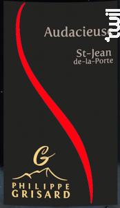 Audacieuse - Maison Philippe Grisard - 2019 - Rouge