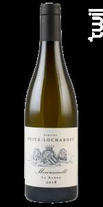Meursault - La Barre - Armand Heitz - 2018 - Blanc