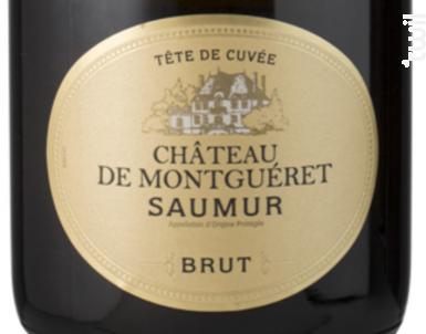 CHATEAU DE MONTGUERET Tête de Cuvée - Château de Montguéret - Non millésimé - Effervescent