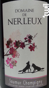 Cuvée de Printemps - Domaine de Nerleux - 2018 - Rouge