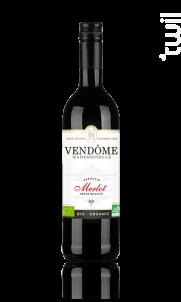 Merlot - Sans alcool - Vendôme - Non millésimé - Rouge