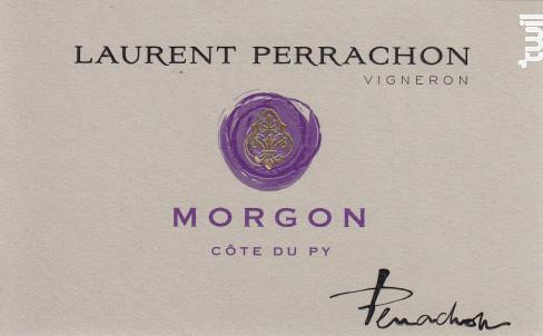Morgon «Côte du Py» - Domaine Laurent Perrachon - 2016 - Rouge