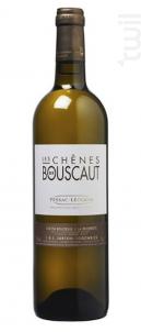 Les chênes de Bouscaut Blanc - Château Bouscaut - 2014 - Blanc