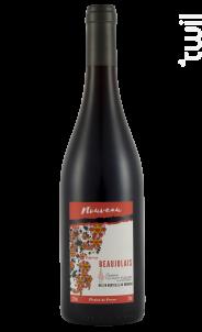 Beaujolais Nouveau - Domaine de Champ-Fleury - 2019 - Rouge