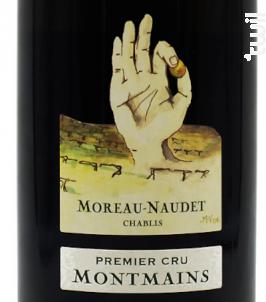 Chablis 1er Cru Montmains - Domaine Moreau-Naudet - 2017 - Blanc