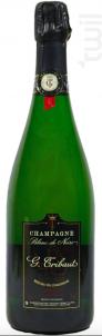 Tribaut, Blanc De Noirs, Brut, Champagne - Champagne G.Tribaut - Non millésimé - Blanc