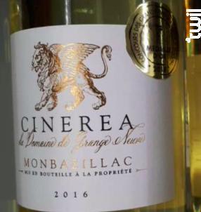 Cinerea Monbazillac - Domaine de Grange Neuve - 2016 - Blanc