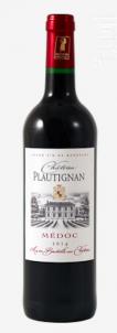 Château Plautignan - Château Plautignan - 2015 - Rouge