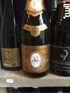 Cristal Brut Millésimé - Champagne Louis Roederer - 2005 - Effervescent