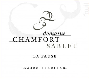 Sablet - Domaine Chamfort - 2016 - Rouge