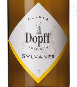 Sylvaner - Dopff Au Moulin - 2018 - Blanc