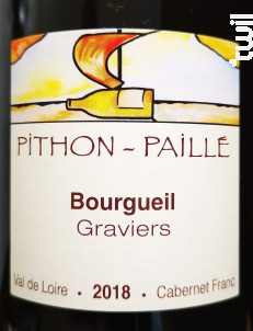 Graviers - Domaine Pithon-Paillé - 2018 - Rouge