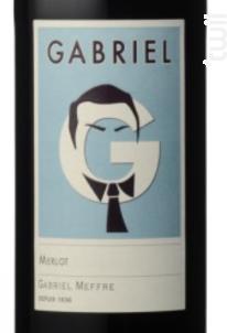 Gabriel Merlot - Maison Gabriel Meffre - 2017 - Rouge