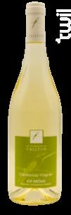 Chardonnay - Viognier - Les Vignerons de Valleon - 2019 - Blanc