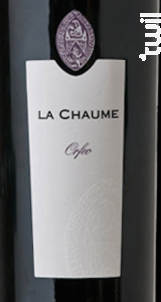 Orfeo - Prieure La Chaume - 2011 - Rouge