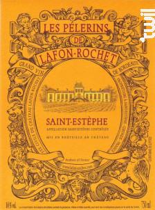 Les Pélerins de Lafon-Rochet - Château Lafon-Rochet - 2013 - Rouge