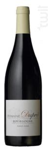 Bourgogne Pinot Noir - Domaine Dupré - 2017 - Rouge
