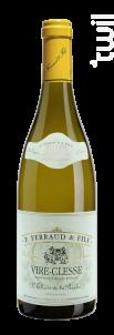 L'Elixir de la Roche - P. Ferraud & Fils - 2017 - Blanc