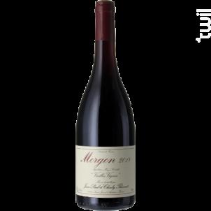 Morgon Vieilles Vignes - Charly Thévenet - 2018 - Rouge