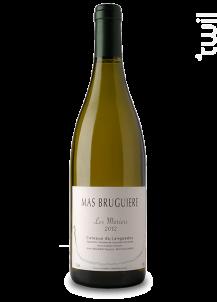 Les Muriers - Mas Bruguière - 2017 - Blanc