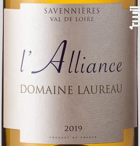 L'Alliance - Domaine Laureau - 2020 - Blanc