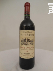 Château Les Tuileries - Château Les Tuileries - Fargeot - 1995 - Rouge