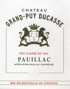 Château Grand-Puy Ducasse - Château Grand-Puy Ducasse - 2011 - Rouge