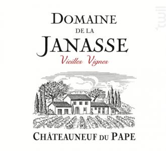 Châteauneuf-du-Pape Vieilles Vignes - Domaine de la Janasse - 2004 - Rouge