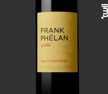 Frank Phélan - Château Phélan Ségur - 2016 - Rouge